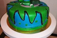 mastichnie torti cherepashki