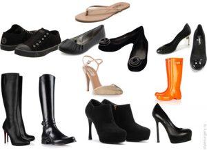 Как выглядеть красиво: стильная обувь