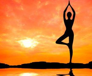йога здоровье